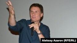 Казахстанский кинокритик Олег Борецкий.