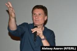 Кинокритик Олег Борецкий.