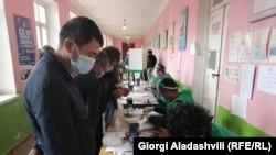 """Управляващата партия """"Грузинска мечта"""" печели трети пореден парламентарен вот"""