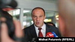 Sa istekom mandata stala i izgradnja ceste: Enver Bijedić