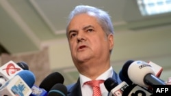 Адріян Нестасе, фото 30 травня 2012 року
