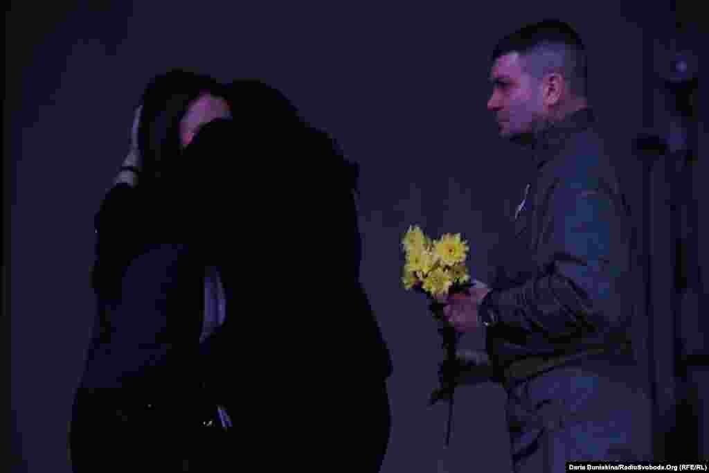 Орден «Народного героя України» отримали дружина та сестра Андрія Кизила