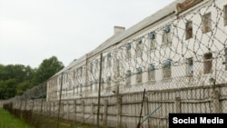 Тюрьма в Грозном, архивное фото