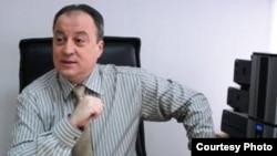 Зоран Стефаноски, поранешен претседател на Советот за радиодифузија