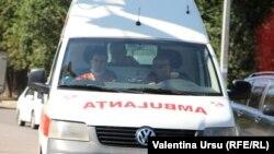 Ambulanța la Bălți
