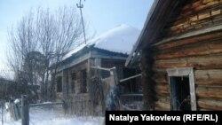 Заброшенная деревня Князевка Тарского района Омской области