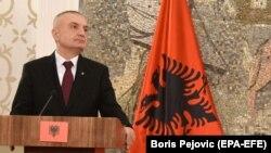 Албанскиот претседател Илир Мета