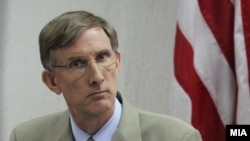 Американскиот амбасадор Пол Волерс