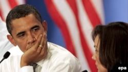 Барак Обама вышел вперед в президентской гонке в США