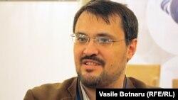 Expertul Cristian Ghinea la Forumul de la Chișinău
