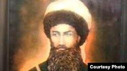 Кавказан дуьхьара имам, шейх Мансур