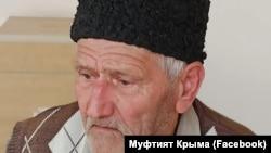Виявлений у Сімферополі 91-річний Халіл оглу Неджмі