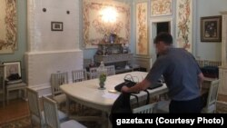 Обыски у Бельянинова – фото Газеты.ру
