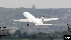 طائرة تابعة للخطوط الجوية الإيرانية