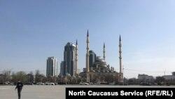 Грозный, Чечня (архивное фото)
