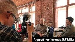 Галина Козловская, Натан Фарб, Петр Рипль