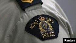 Герб Королевской канадской конной полиции (RCMP)