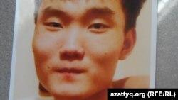 Осужденный житель Шымкента Константин Ким.