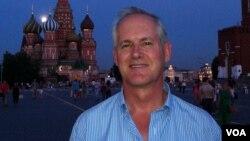 جيمز بروک، مدير دفتر صدای آمريکا در روسيه