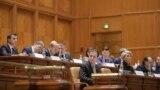 Ludovic Orban, în Parliamentul României