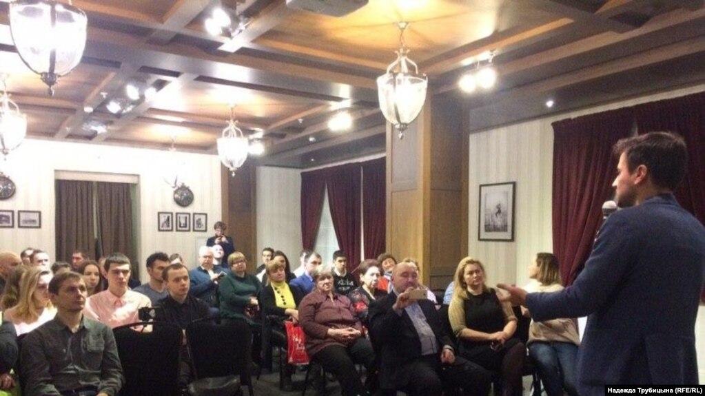 Встреча комитета #НЕТ в Тюмени