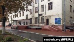У гэтым будынку захоўваюцца архівы вышэйшых органаў улады Ўкраіны
