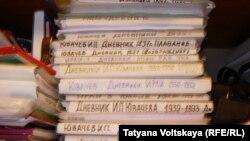 Редактура и расшифровка дневников Ювачева - сама объемный труд