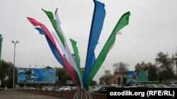 Uzbekistan - capital city Tashkent ahead of Nouruz holiday