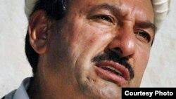 زاهد خان سخنگوی حزب عوامی نشنل پاکستان
