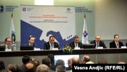 Sa poslovnog foruma u Beogradu