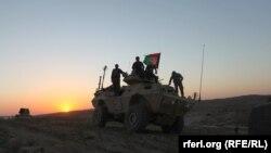 Աֆղանստան -- Անվտանգության ուժերը Սար-է-փուլ նահանգում, 9-ը հունվարի, 2016թ.