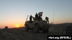 Афганські сили безпеки під час військової операції, ілюстративне фото