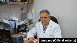 Profesor unviersitar Constantin Spînu