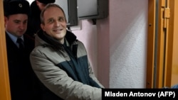 Dennis Christensen had been imprisoned in Russia since 2017. (file photo)