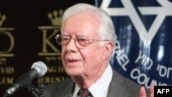 جيمی کارتر، رئيس جمهوری سابق آمريکا