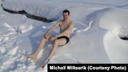 Михаил Мильчарек в Сибири