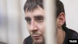 Заур Дадаев, подозреваемый в убийстве Бориса Немцова.