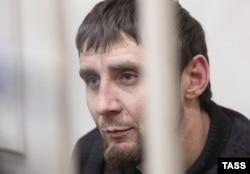 Заур Дадаев в Басманном суде