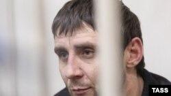 """Заур Дадаев, подозреваемый в причастности к убийству Бориса Немцова, возможно, один из командиров батальона """"Север""""."""