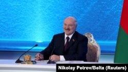 Прэс-канфэрэнцыя Аляксандра Лукашэнкі, 1сакавіка