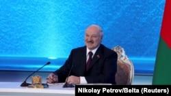 Президент Беларуси Александр Лукашенко. Минск, 1 марта 2019 года.