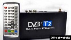 Кыргызстан DVB-T2 санарип агымын тандап алган