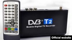 Кыргызстан DVB-T2 санарип агымын тандап алган.
