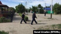 Ղազախստան - Իրավապահները Ակտոբեում հատուկ գործողություններ են իրականացնում, 10-ը հունիսի, 2016թ.
