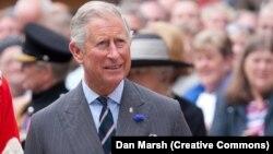 Britaniya şahzadəsi vəliəhd Charles.