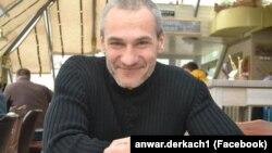 Ukrain mühbiri, Qırım.Aqiqat ve Radio Svoboda müellifi Anvar Derkaç
