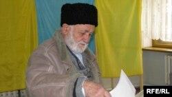 Krımda səsvermə, 17 yanvar 2010