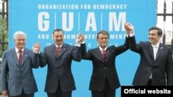 GUAM- Gürcüstan, Ukrayna, Azərbaycan və Moldova tərəfindən yaradılmış regional birlikdir