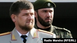 Кадыров и Даудов