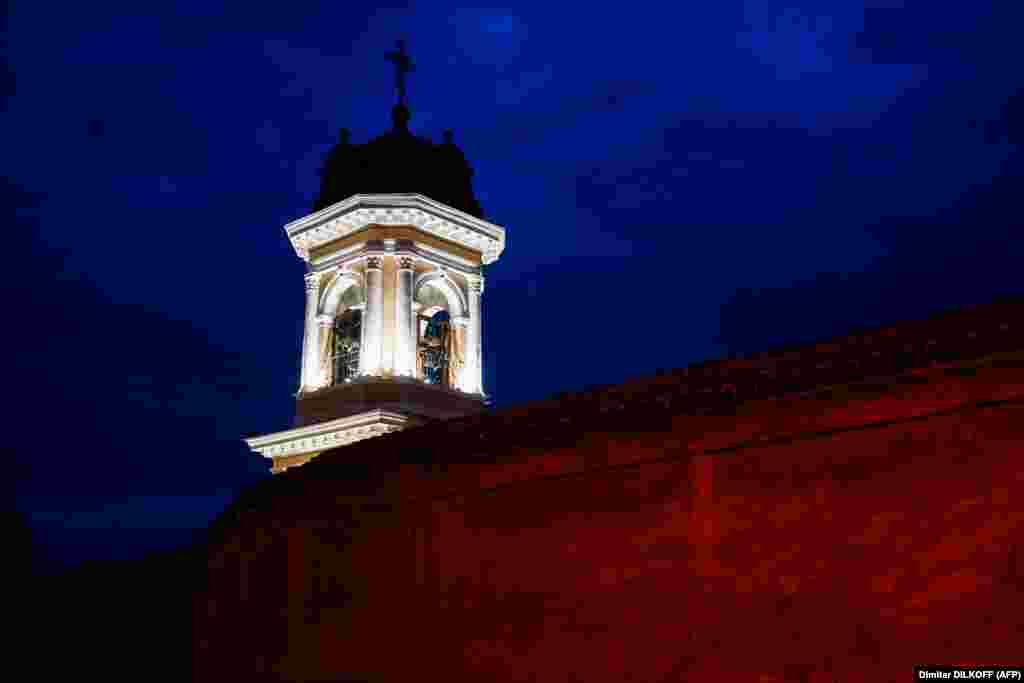 The church of the Holy Mother of God